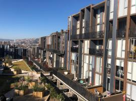 Depto Alegre acogedor, apartamento en Valparaíso