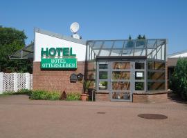 ホテル オッテースレーベン、マクデブルクのホテル