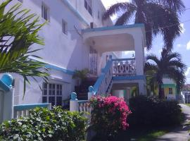 Beverley's Guest House, Nevis, hotel a Nevis