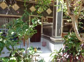 Kabera House 2, hotel in Ubud