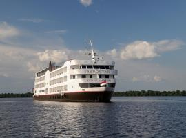 Iberostar Heritage Grand Amazon - All inclusive, boat in Manaus