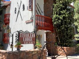 Tyrolean Lodge, hotel near Aspen-Pitkin County Airport - ASE,