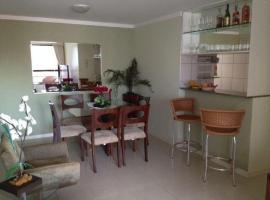 Lindo Apartamento Beira Mar 17o andar, apartment in Fortaleza