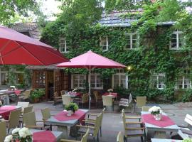 Gasthof Bad Hopfenberg, guest house in Petershagen