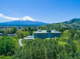 후지카와구치코에 위치한 료칸 후지 뷰 호텔