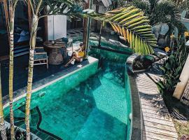 The White Key Luxury Villas, villa in Gili Trawangan