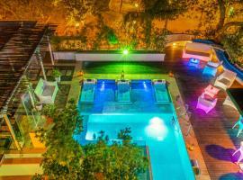 Placita Vieja Hotel Boutique Spa, hotel in Santa Marta