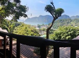 Phi Phi Green Hill Resort โรงแรมที่มีสปาในเกาะพีพี