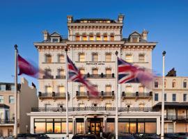 Mercure Brighton Seafront Hotel, hotel in Brighton & Hove