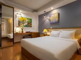 Aquamarine Hotel & Travel, nhà nghỉ B&B ở Hà Nội
