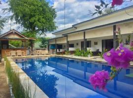 Divine Divers Resort, three-star hotel in Gili Meno