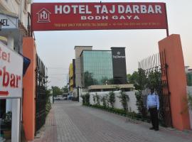 Hotel Taj Darbar, hotel in Bodh Gaya