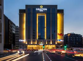 Grayton Hotel, hotel near Seawings Port Rashid, Dubai