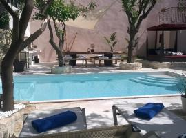 The Manor - Old Town Rethymno, pet-friendly hotel in Rethymno Town