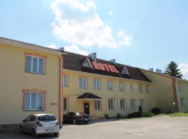 Kremin, hotell sihtkohas Kremenets