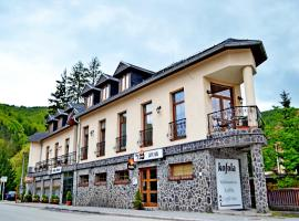 Penzion Daniela, hotel in Rajecké Teplice