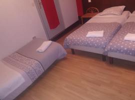 Hotel de Savoie, hotel ad Annecy