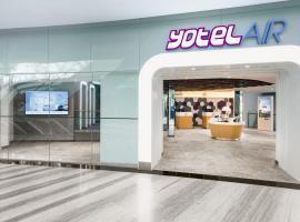 YOTELAIR Singapore Changi Airport (SG Clean)、シンガポールのホテル