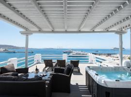 Riva Suites, guest house in Mikonos