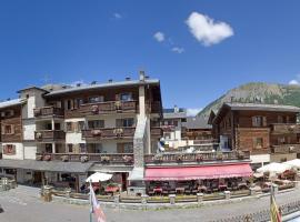 Hotel La Montanina, hotel v Livignu