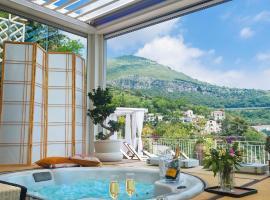 Aquaboutique Wellness&Spa, beach hotel in Vietri