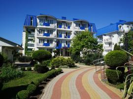 Sanatoriy Ryabinushka, hotel with jacuzzis in Anapa