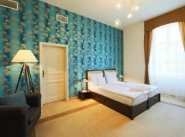 Ipoly Hotel Boutique Rooms & Suites, hotel near Round Temple, Balatonfüred