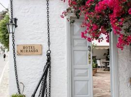 Μιράντα, ξενοδοχείο στην Ύδρα