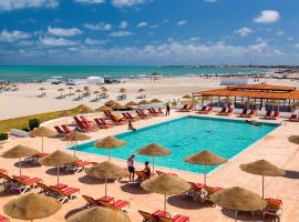 Checkin Bakour Beach, hotel in Ḩawmat al Badawīyīn