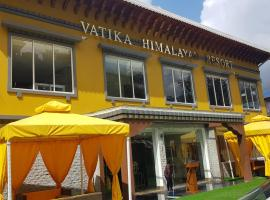 Vatika Himalayan Resort, hotel in Gangtok