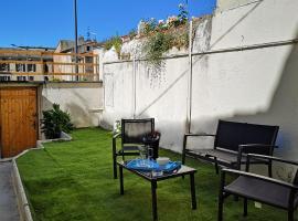 Appartement avec Jardin - Centre Castelnaudary, hotel in Castelnaudary
