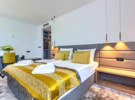 Bel Residence, budget hotel in Split