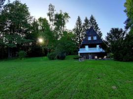 Architect's Home Plitvice, cabin in Prijeboj