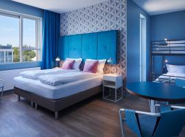 ODDSSON Hotel, viešbutis Reikjavike