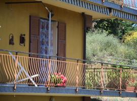 Tra gli ulivi da Giacinta, apartment in Varazze