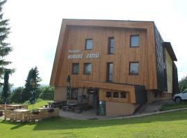 Pension Horske Zatisi, hotel near Horní Mísečky-Medvědín, Horni Misecky
