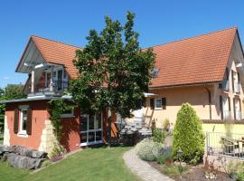 Hotel & Gästehaus Im Ziegelweg garni (Eintrittskarten für den EP über uns für jeden Tag erhältlich), hôtel à Rust près de: Europa-Park