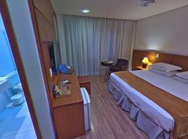 Hotel Shelton, hotel perto de Teleférico, Serra Negra