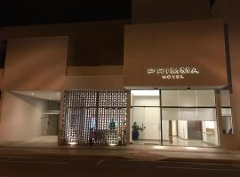 Primma Hotel, hotel in Nova Andradina