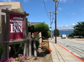 Cannery Row Inn, boutique hotel in Monterey