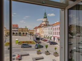 Apartmány Velké náměstí, apartment in Kroměříž