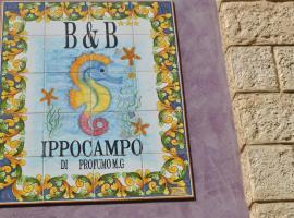 Ippocampo B&B, отель в городе Ликата
