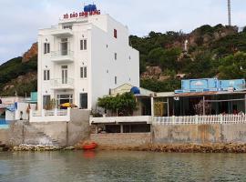Annie House by the coral on Binh Hung island, khách sạn ở Cam Ranh