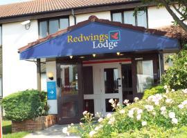 Redwings Lodge Baldock, hotel in Baldock