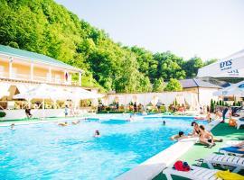 Resort Kanyon, отель в Туапсе