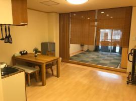 HOSTEL PAQ tokushima / Vacation STAY 35580, hotel near Otsuka Museum of Art, Tokushima