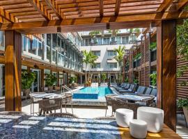 Lennox Miami Beach, hotel perto de Centro de Convenções de Miami Beach, Miami Beach