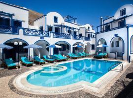 Roula Villa Studios & Apartments, hotel near Ancient Thera, Perissa