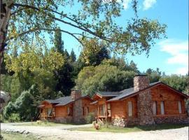 Cabañas En el Corazón del Bosque, complejo de cabañas en San Carlos de Bariloche