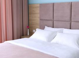 Sea shell hotel, отель в Витязеве